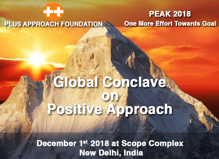 GLOBAL CONCLAVE ON POSITIVE APPROACH