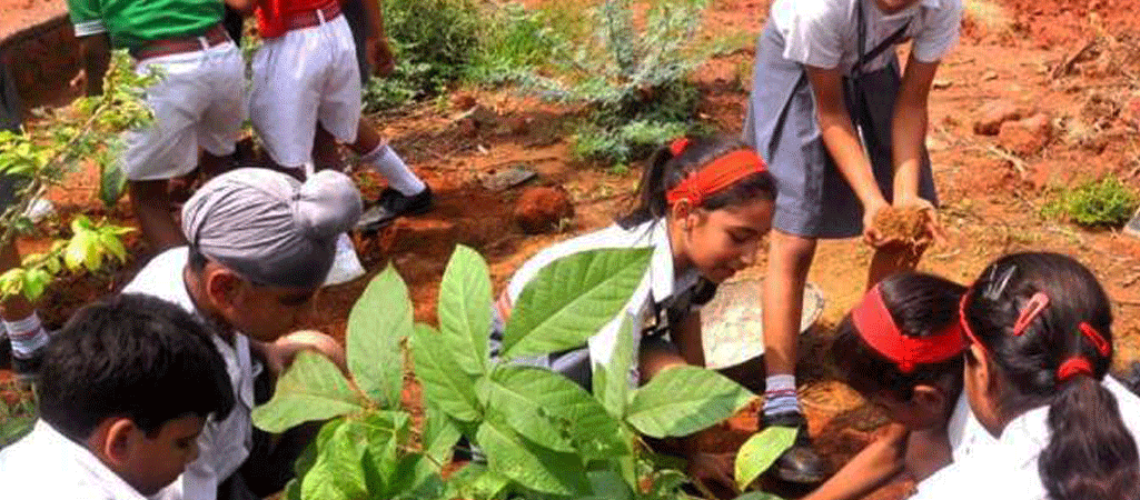Karnataka Forest Department wants these kids to turn into responsible and ecologically aware adults
