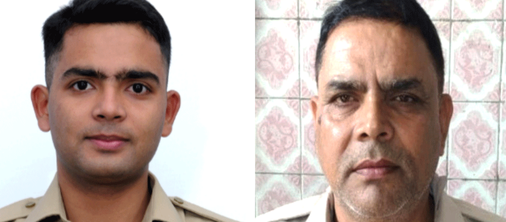 Positive-news-Proud-Constable-Father-Salutes-His-IPS-Son