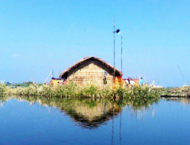 India's first floating school